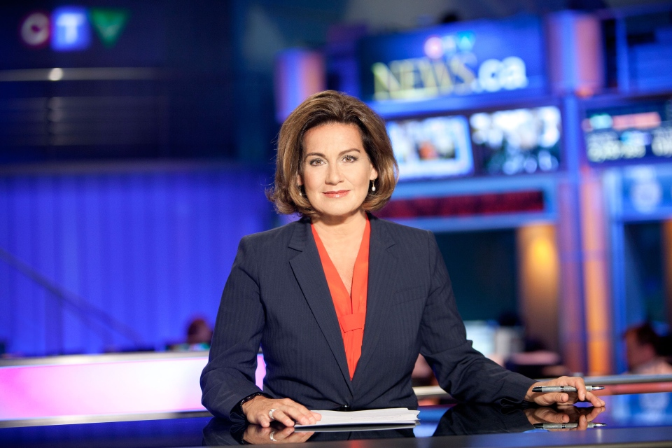 'CTV National News with Lisa LaFlamme' was nominated for best national newscast and Lisa LaFlamme for best news anchor.