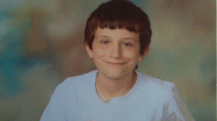 Jacob Telford, 12, is shown in an undated RCMP supplied image.