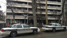 Assiniboine Avenue homicide investigation