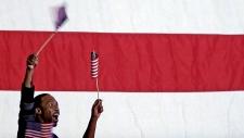 Obama victory election