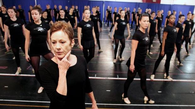 Rockettes director, choreographer Linda Haberman