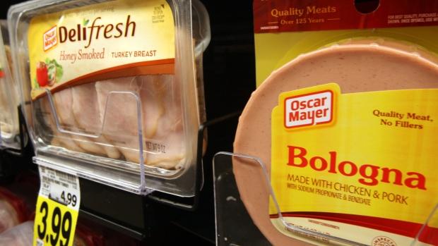 Kraft Foods Inc. products on Feb. 9, 2012.