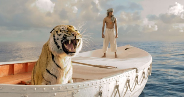 Life of Pi BAFTA nominations