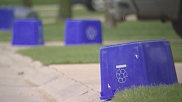 Winnipeg Harvest wants your old blue boxes.