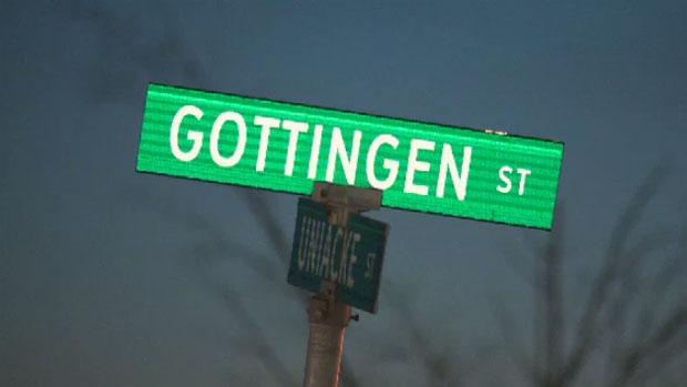 Gottingen Street
