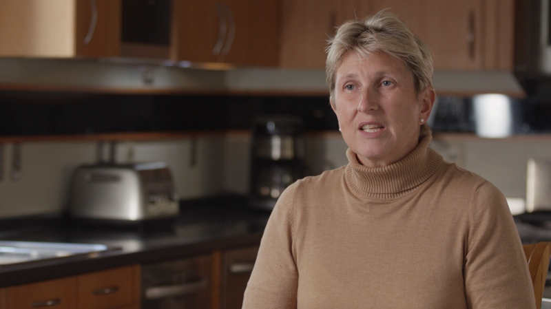 "Kathy Nelson, Vice-president of Consumer and Appliance Care for Whirlpool, speaks about ""isolated reports of overfills"" in one of its washing machines. (Whirlpool corporate video)"