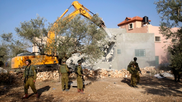 Israel plans more settlement homes