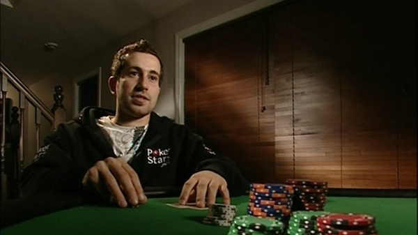 Jonathan Duhamel is the man to beat when it comes to the World Series of Poker (Nov. 1, 2010)
