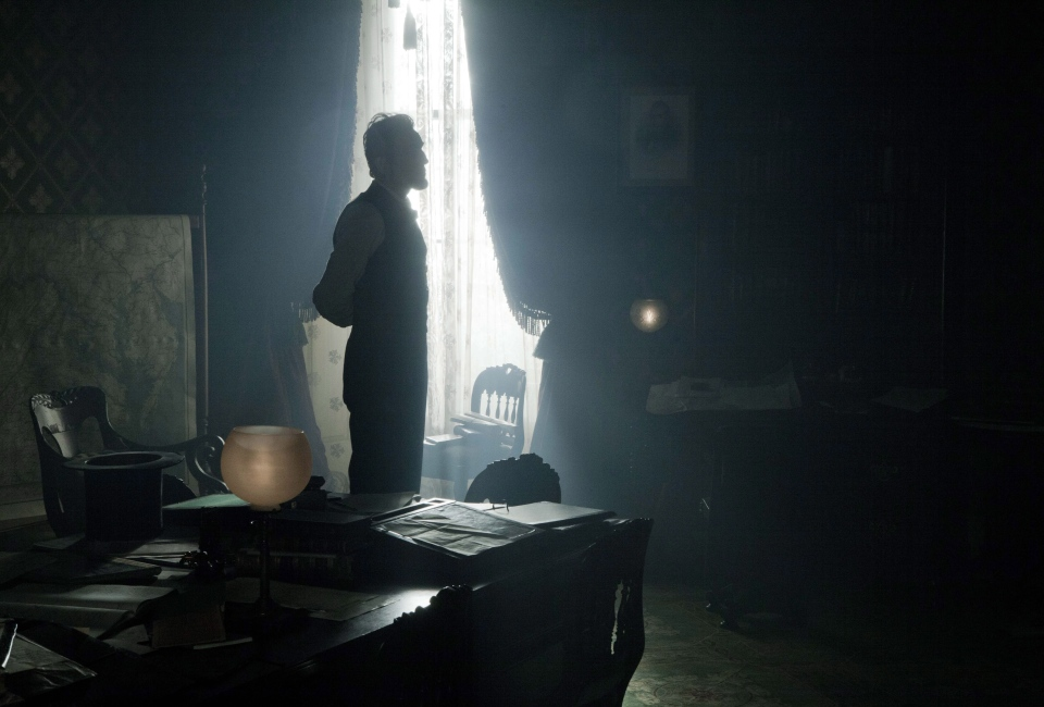 Daniel Day-Lewis, stars as U.S. President Abraham Lincoln in 20th Century Fox's 'Lincoln'