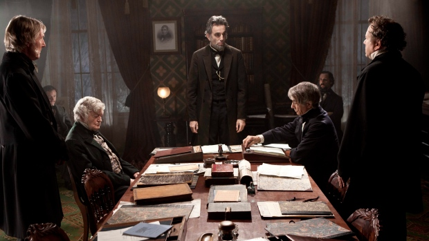 Movie review Lincoln