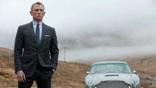 Movie review James Bond Skyfall