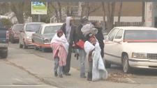 Evacuated bomb threat Montreal
