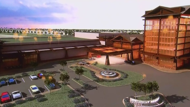 CTV BC: Surrey residents oppose new casino