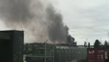 Major explosion in Sherbrooke, Que.