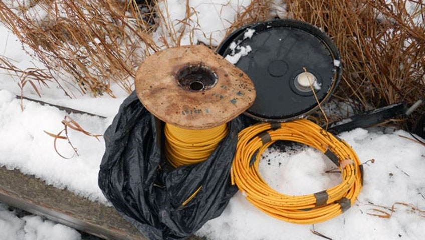 The RCMP have found over 60 kilograms of military and commercial explosives on an acreage north of Saskatoon.