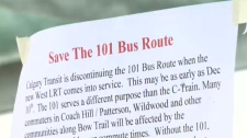 Route 101 petition