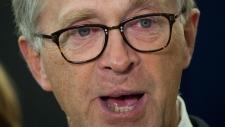 Former B.C. attorney general Geoff Plant