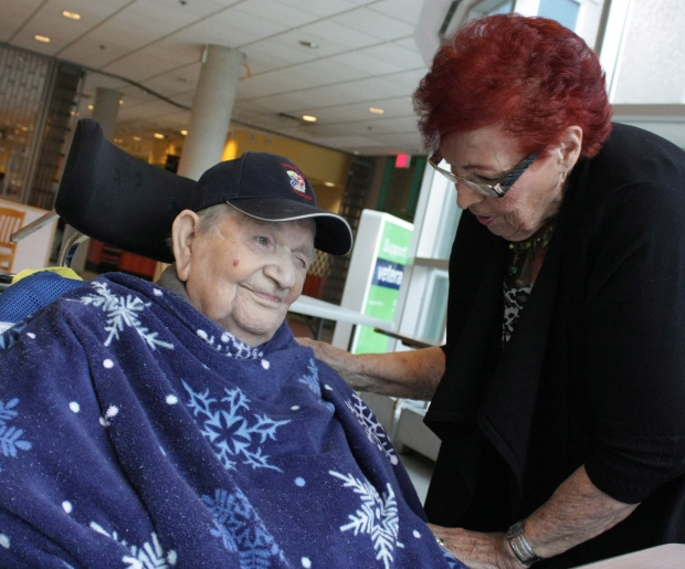 Sunnybrook's Veterans Centre under fire