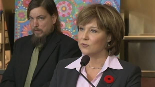 Christy Clark Family Day