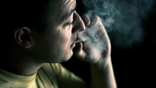marijuana pot smoking