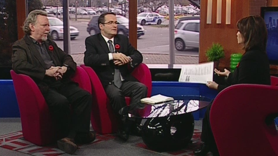 Jean Lapierre, Don Macpherson and Mutsumi Takahashi discuss Gerald Tremblay's resignation