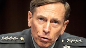 In this June 23, 2011 file photo, then-CIA Director-desigate Gen. David Petraeus testifies on Capitol Hill in Washington. (AP Photo/Cliff Owen)