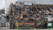 Investigation into deadly Quebec plant explosion