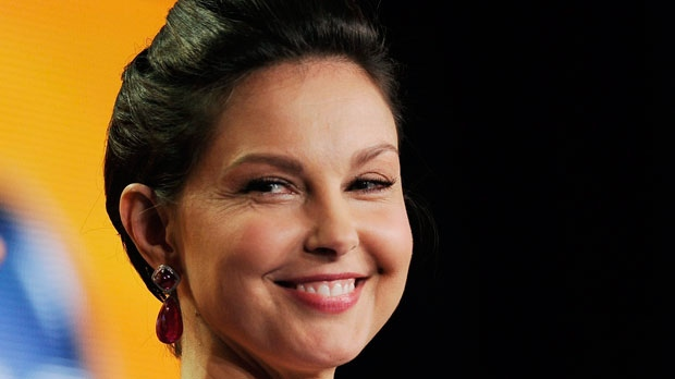 Ashley Judd may run for senate seat