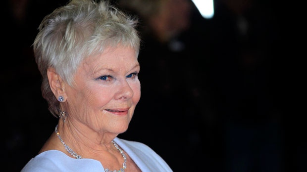 Judi Dench reflects on Bond films
