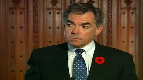 Environment Minister Jim Prentice says the cabinet has rejected the Taseko Mines Ltd., project because of its adverse environmental impact and the damage it would cause Fish Lake and dozens of connecting steams.
