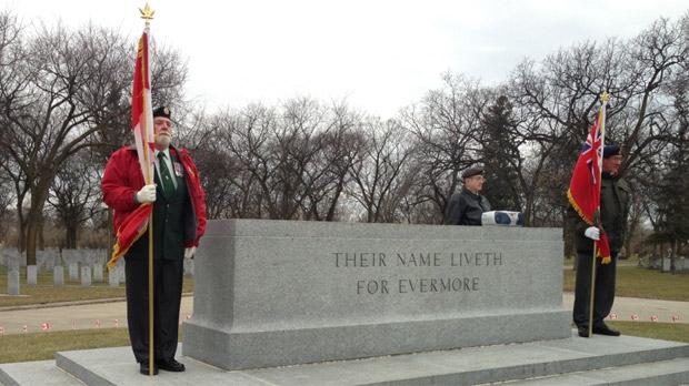 Brookside Cemetery service