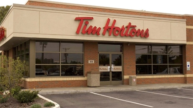 Tim Hortons location