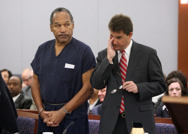 O.J. Simpson set to appeal conviction