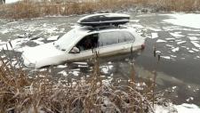 Winter storm causes treacherous commute