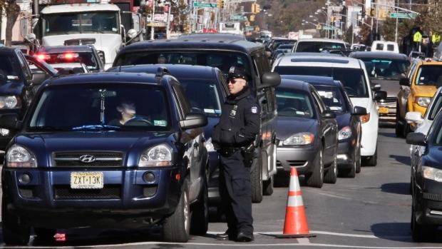 Gas rationing begins in N.Y.