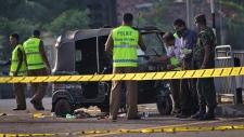 Sri Lanka prison shooting
