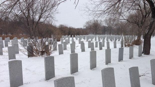 Brookside Cemetery Winnipeg