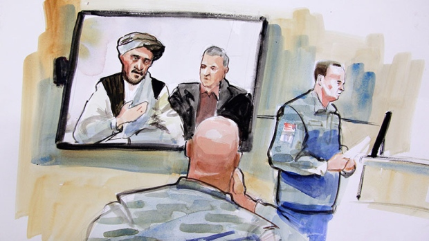 Trial for Afghanistan massacre