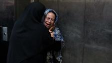 Palestinians and Israelis fight on Gaza border