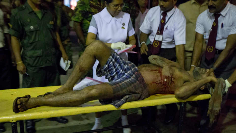 Shootout Leaves At Least 27 Inmates Dead In Sri Lanka