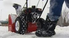 Snow storm heading for Manitoba