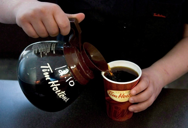 Workers file complaint against Tim Hortons boss