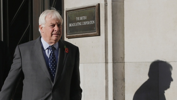 BBC Trust chair Chris Patten Nov. 11, 2012.