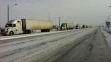 Highway 1 closure