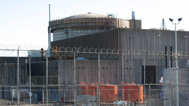 Point Lepreau Nuclear plant to return to service