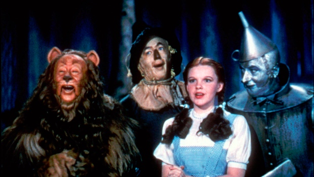 Wizard of Oz dress sells at auction