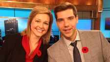 Stacey Brotzel, jesse beyer, CTV Morning Live