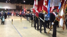 Winnipeg Convention Centre Remembrance Day