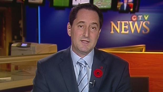 CTV Montreal: Michael Applebaum on his dramatic re