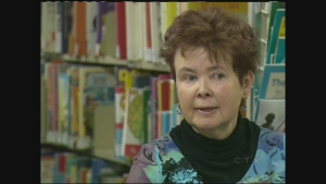 Montreal librarian touching lives through books